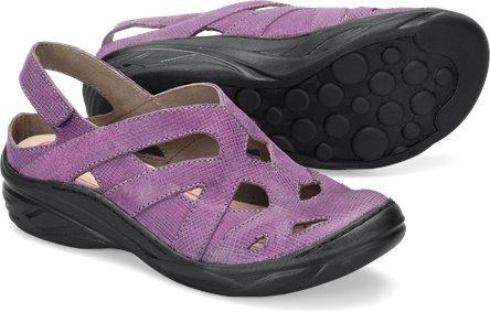 Bionica Women's Maclean Sandal in Purple