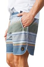 United by Blue Men's Seabed Scallop Board Short GREY