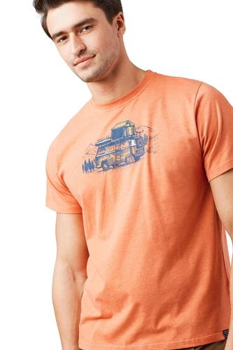 United by Blue Men's Pack Up & Go Tee