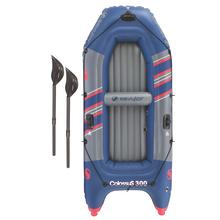 Coleman Colossus 3-Person Boat BLUE/GREY