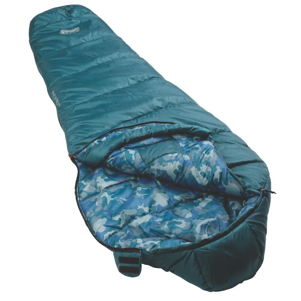 Coleman Blue Bandit 30 Youth Sleeping Bag