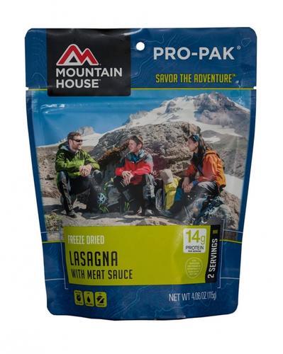 Mountain House Lasagna With Meat Sauce Pro-Pak