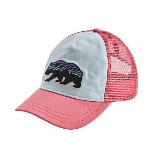 Patagonia Women's Fitz Roy Bear Layback Trucker Hat