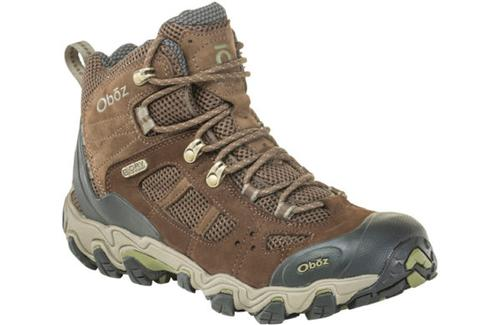Oboz Footwear Men's Bridger Vent Mid Waterproof