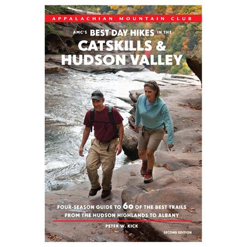 Appalachian Mountain Club Best Day Hikes of the Catskills and Hudson Valley