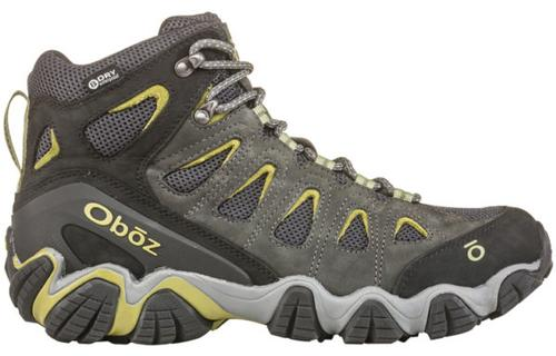 Oboz Footwear Men's Sawtooth II Waterproof Mid