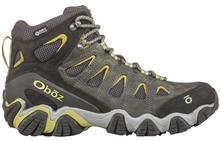 Oboz Footwear Men's Sawtooth II Waterproof Mid DK_SHADOWOODBN_GRN