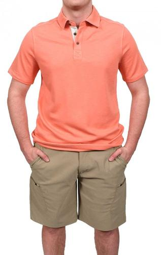 North River Men's Modal Polo Shirt