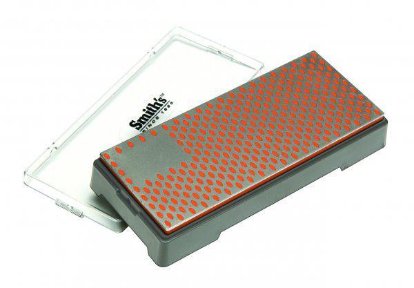 Smith's 6in Diamond Bench Stone Fine