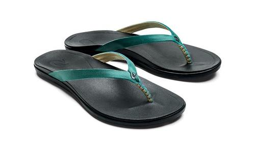 Olukai Women's Ho'opio Leather Sandal