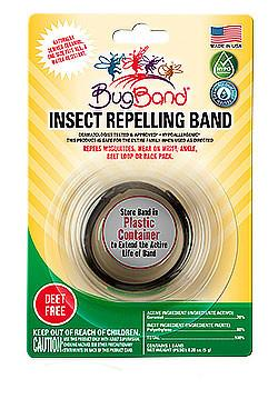 Bug Band Insect Repelling Band