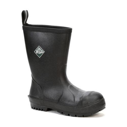 Muck Boot Men's Chore Resist Mid Steel Toe