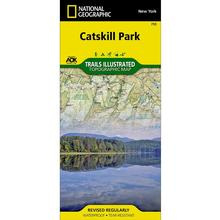 National Geographic Catskill Park Trail Map N/A