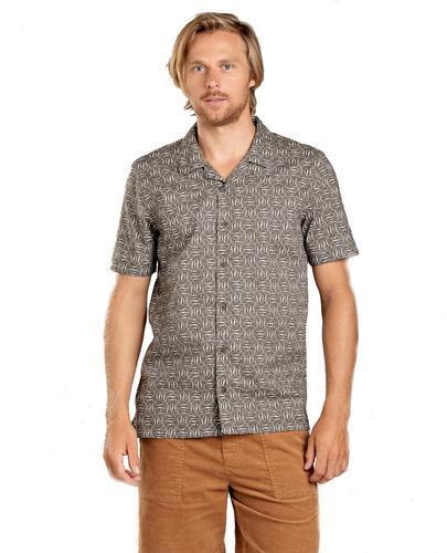 Toad & Co Men's Harbour Short Sleeve Shirt