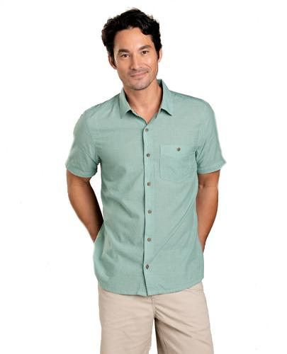 Toad & Co Men's Airbrush Levee Shirt