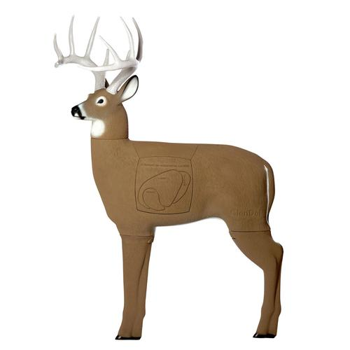 GlenDel Targets 3D Buck with Insert