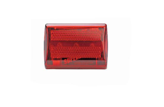Diamond Visions Square Emergency Flasher