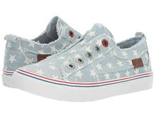 Blowfish Women's Play Shoe ICE_DENIM_STAR