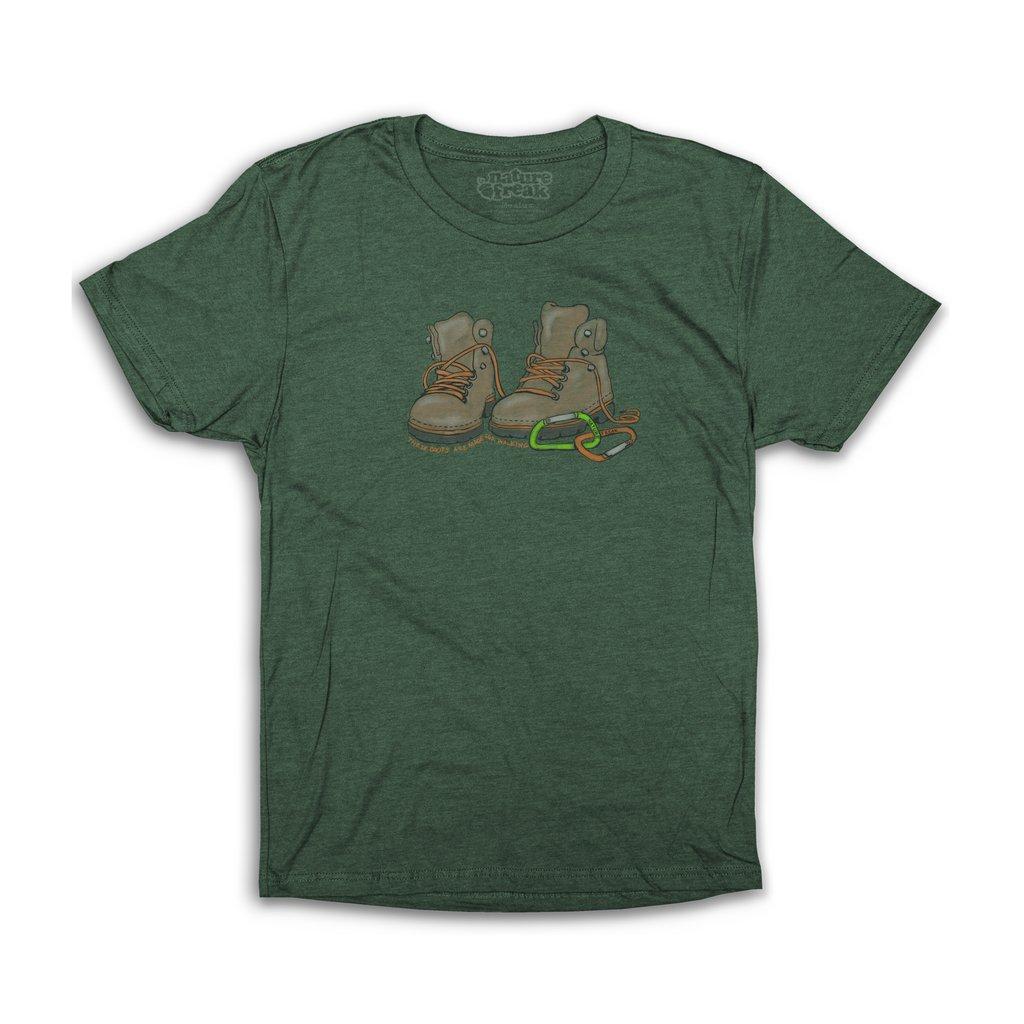 Nature Freak Unisex These Boots Shirt
