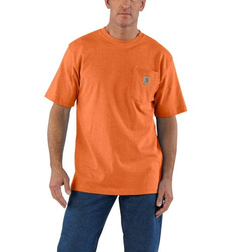 Carhartt Men's Workwear Pocket Tee Spring Colors Tall Sizes