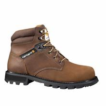 Carhartt Men's 6in Steel Toe Work Boot BROWN