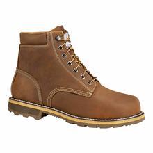 Carhartt Men's 6in Non-Safety Toe Waterproof Work Boot BROWN