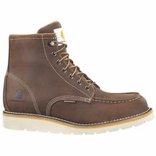 Carhartt Men's 6in Non-Safety Toe Wedge Boot BROWN