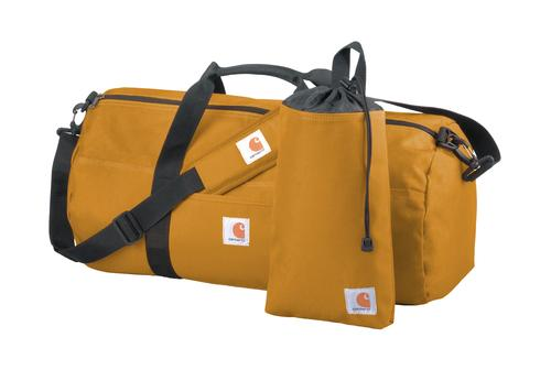 Carhartt Trade Medium Duffel and Utility Pouch