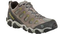 Oboz Men's Sawtooth 2 Low Hiking Shoe PEWTER