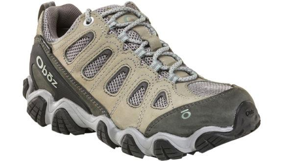 Oboz Women's Sawtooth 2 Low B- Dry Waterproof Hiking Shoe