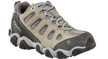 Oboz Women's Sawtooth 2 Low B-Dry Waterproof Hiking Shoe FROST_GRAY/SAGE
