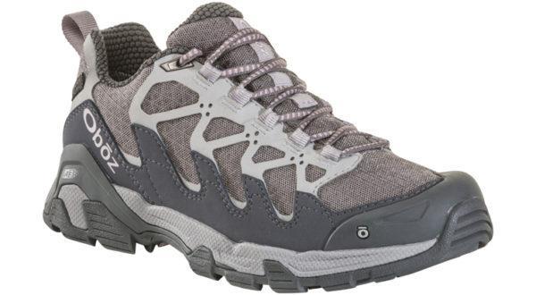 Oboz Women's Cirque Low B- Dry Waterproof Hiking Shoe