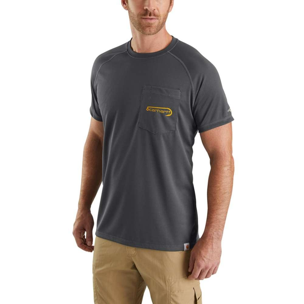 Carhartt Mens Force Fishing Graphic Short-sleeve T-shirt