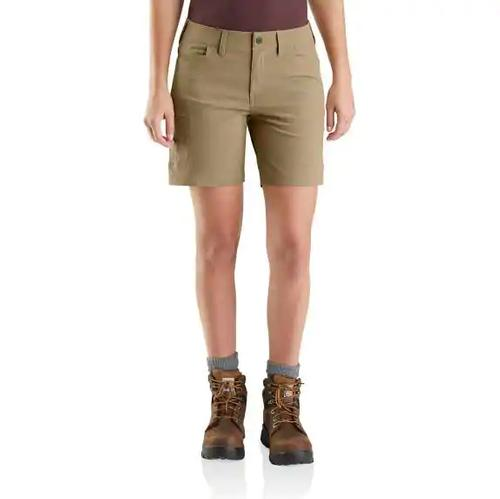 Carhartt Women's Straight Fit Force Madden Cargo Short