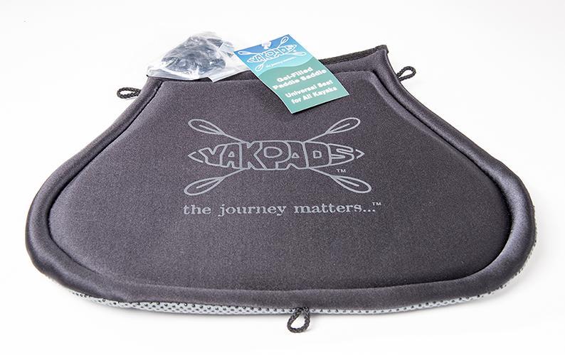 Yakpads Paddle Saddle Gel Filled Kayak Seat Pad