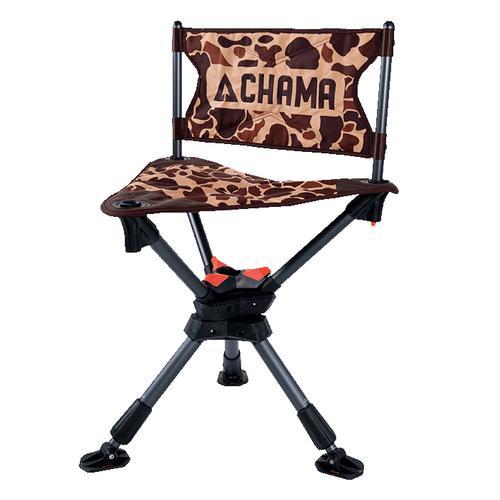 Chama Chair with Travel Bag Vintage Camo