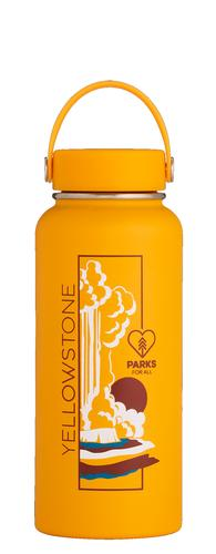 Hydroflask 32oz Wide Mouth National Park Foundation Bottle