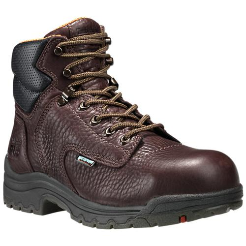 Timberland Pro Women's 6in Titan Safety Toe Waterproof Boot