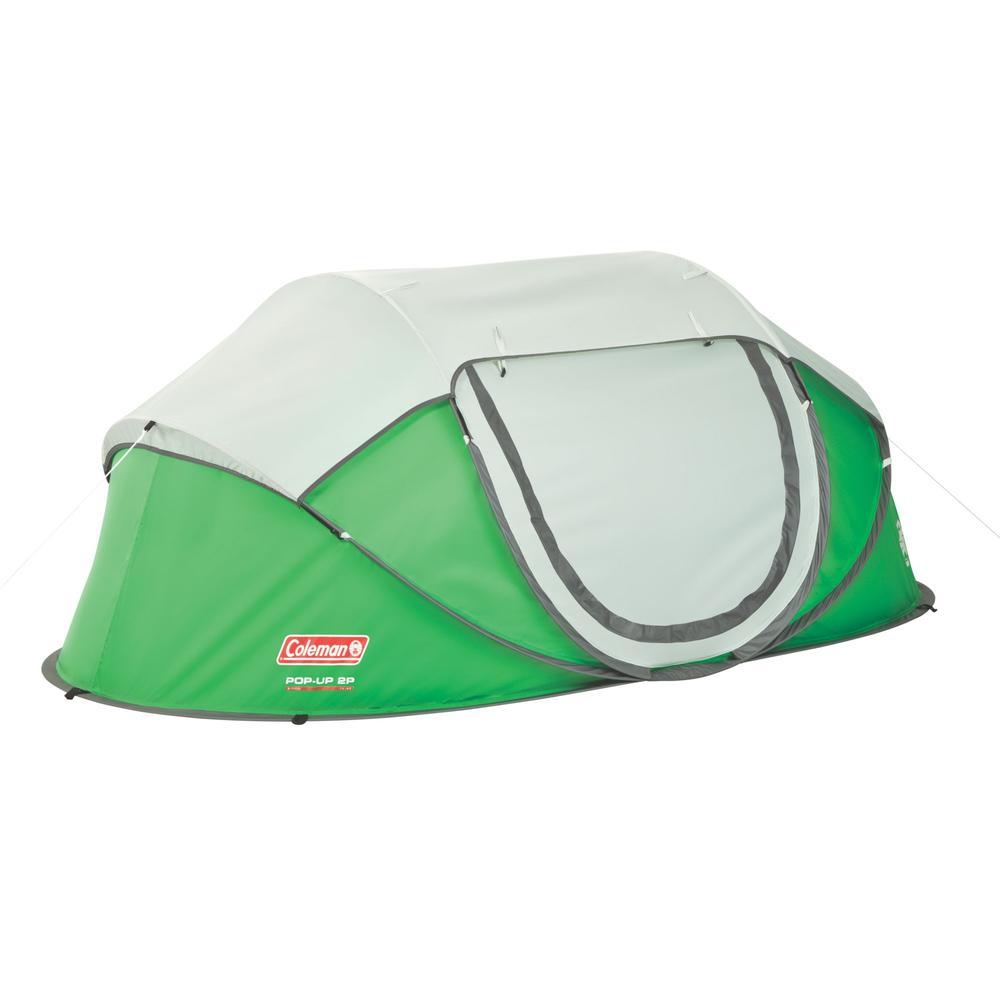 Coleman 2 Person Popup Tent