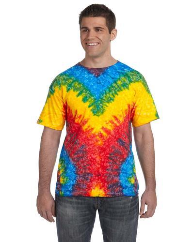 Alpha Broder Woodstock Tie Dye T Shirt