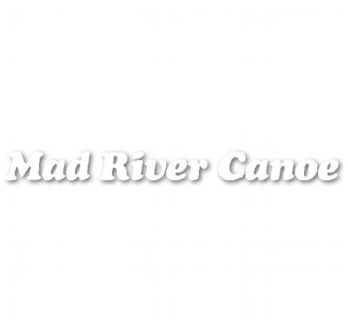 Mad River Replacement Side Decal White