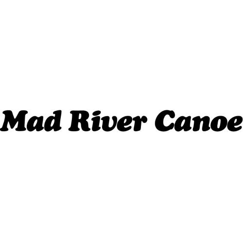 Mad River Replacement Side Decal Black