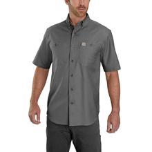 Carhartt Men's Rugged Flex Rigby Short Sleeve Work Shirt