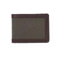 C.C. Filson Rugged Twill Outfitter Wallet OTTERGREEN