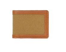 C.C. Filson Rugged Twill Outfitter Wallet TAN