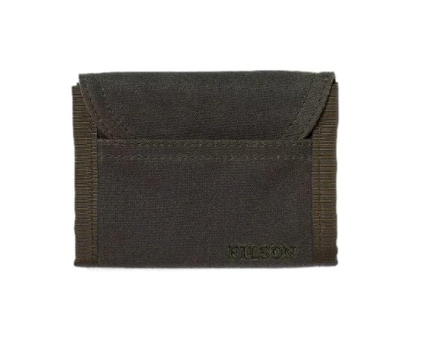 C.C. Filson Tin Cloth Smokejumper Wallet