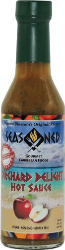 Seasoned Delicious Food Specialty Hot Sauces