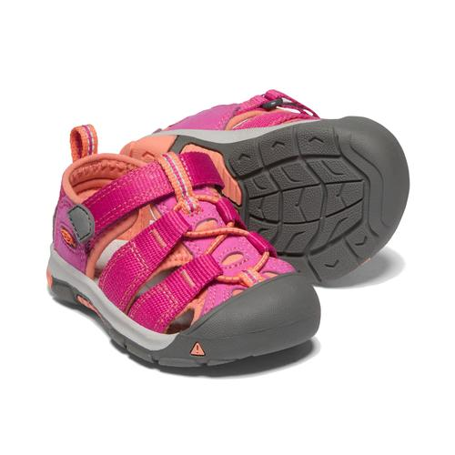 Keen Toddler's Newport H2 in Very Berry