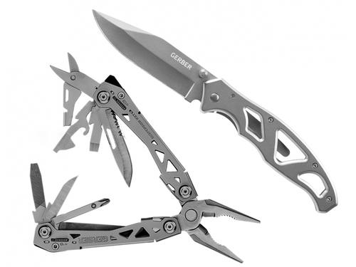 Gerber Suspension-NXT Multitool and Knife Package