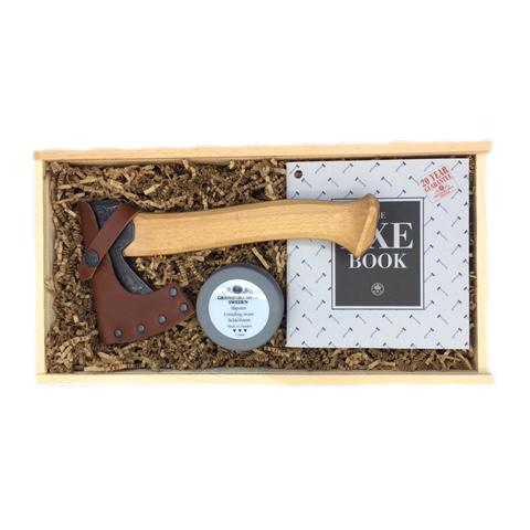 Gransfors Bruks Small Carving Hatchet Gift Set